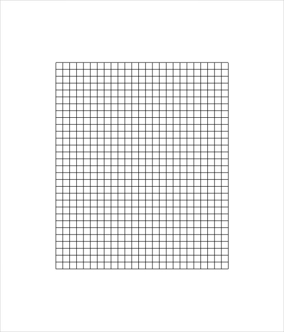 Graph Paper 24 Download Free Documents In Word Pdf