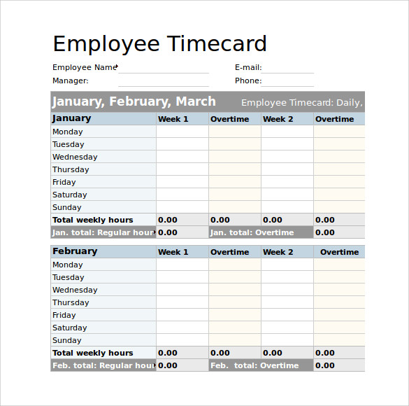 free employee time sheet calculator excel employee timesheet in excel free download