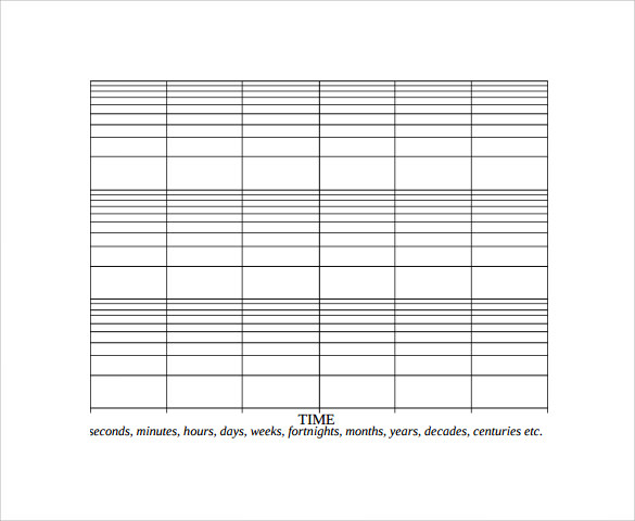 Sample Semilog Graph Paper   Documents In Pdf Word