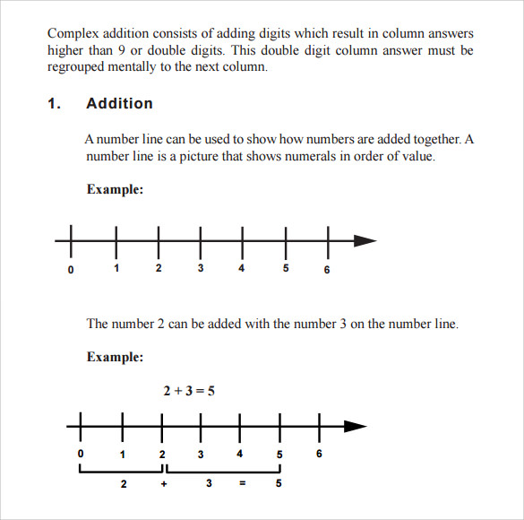 Pre School Worksheets math worksheets pdf download Free – Pdf Math Worksheets