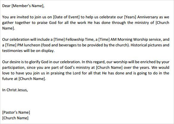 anniversary invitation template pdf