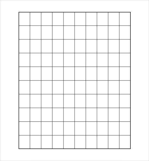 Blank Hundreds Chart | April Calendar | April Calendar