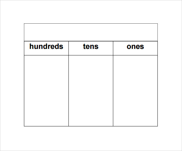 downloadable place value chart