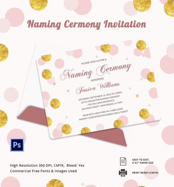 sample invitation template