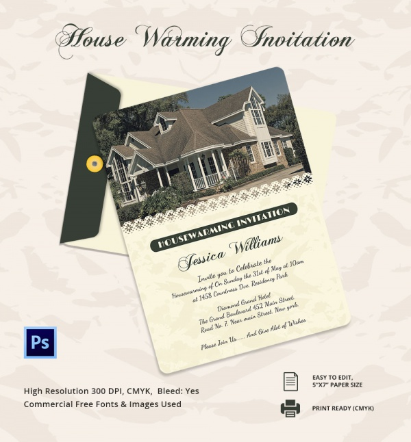 Sample Invitation Template -Download Premium and Free ...