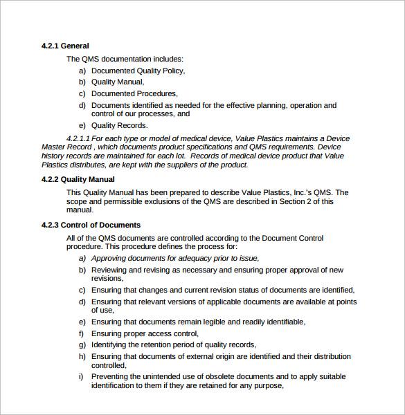 vp quality manual1