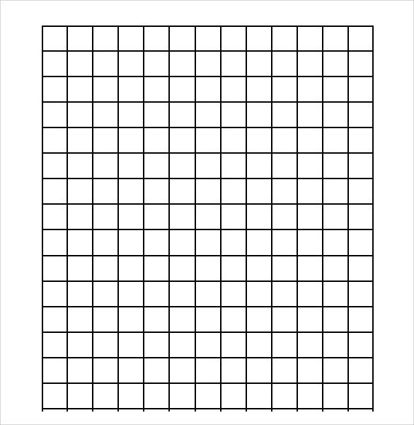 Sample Half Inch Graph Paper - 6+ Free Documents in PDF, Word