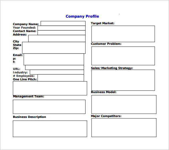 Sample Business Plan - 6+ Documents In Pdf, Word
