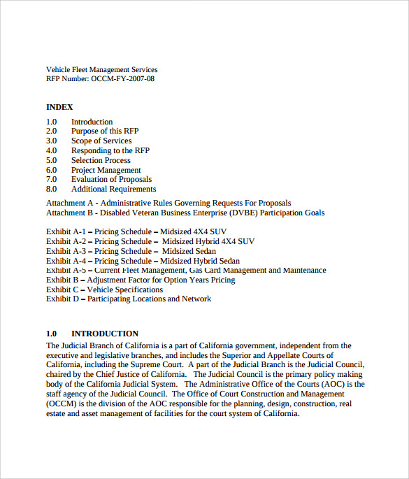sample proposal for facility management services pdf