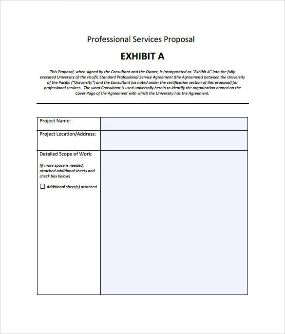 service proposal template pdf