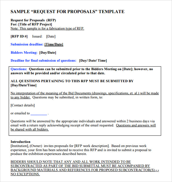 FREE 8+ Sample Contract Templates In PDF
