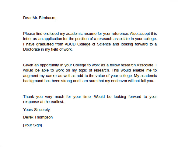 College Letter Of Intent  Samples Examples  Formats  Sample