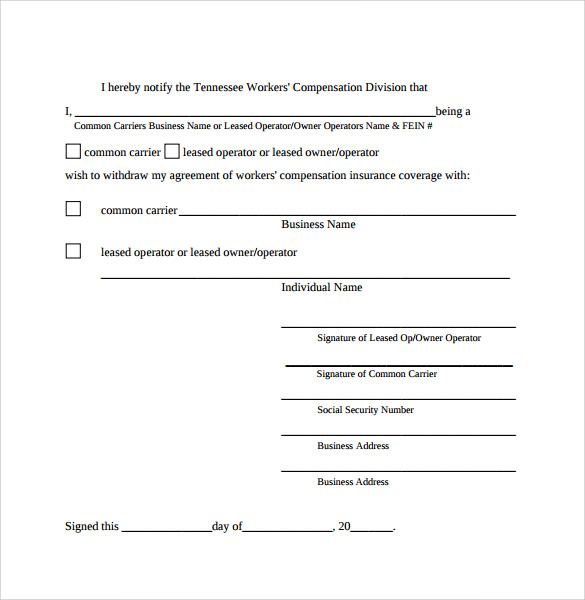 Sample Owner Operator Lease Agreement - 10+ Free Documents