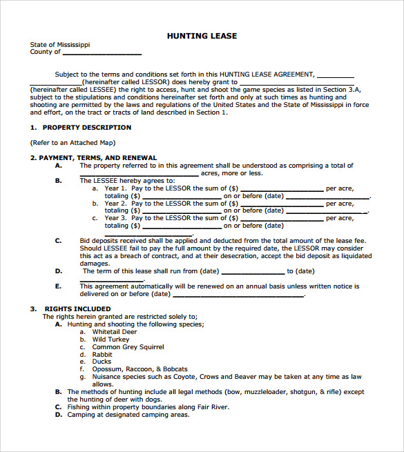 lease contract contract lease renewal form sample lease