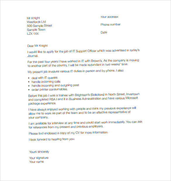 cover letter examples uk marketing cover letter sample sales manager