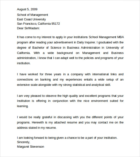 professional cover letter examples 8 professional cover letter templates samples examples 6798