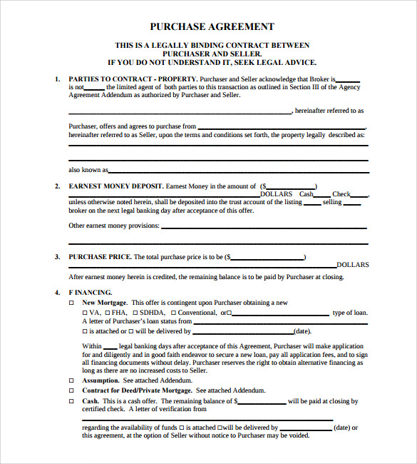 purchase and sale agreement pdf1