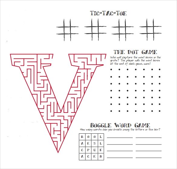 sample dot game template
