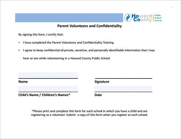 volunteer certificate template free .
