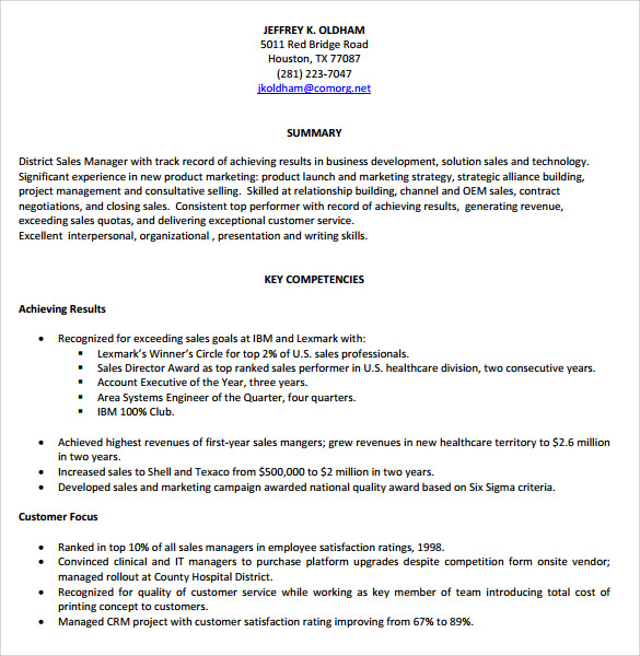 Consultant Resume Template - 8+ Free Samples, Examples, Format
