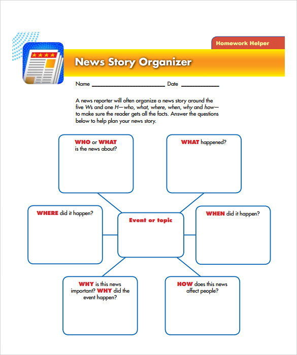 Sample Newspaper Templates For Kids 7 Documents In Pdf Word