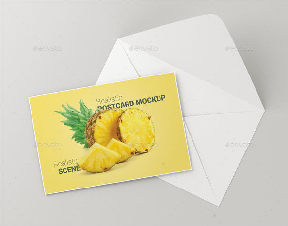 tiny envelope template