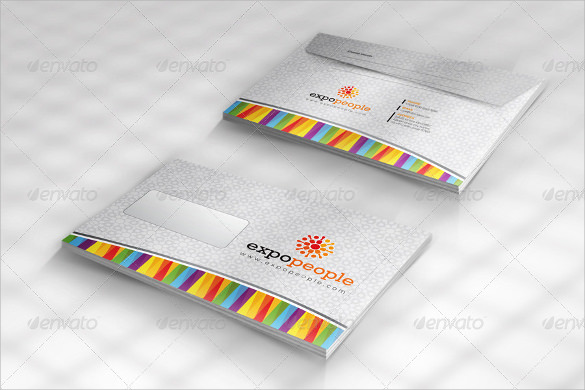 download business envelope template