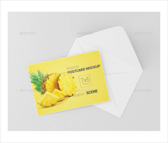 8 sample 5 7 envelopes sample templates