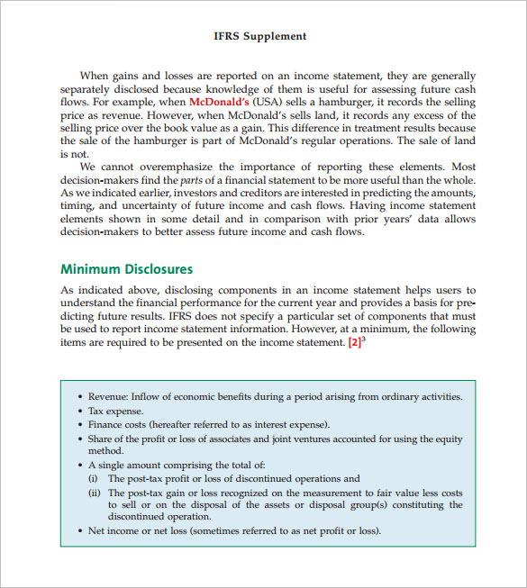 Pro forma business plan sample