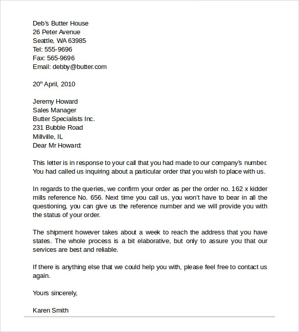Formal letter format us business format letter 6 business letter format and spacing spiritdancerdesigns Choice Image