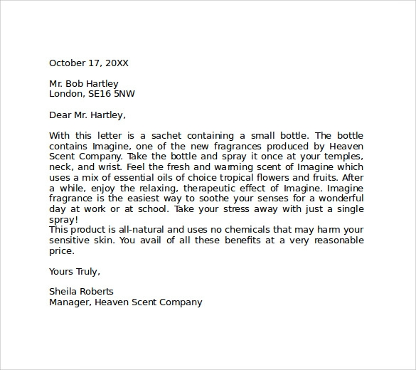 sample persuasive letter to government image titled write a – Persuasive Sales Letter Example