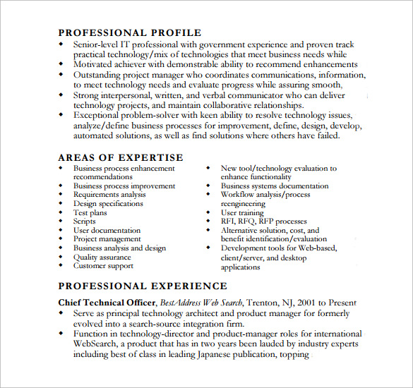 analyst resume 8 download free documents in pdf word sample