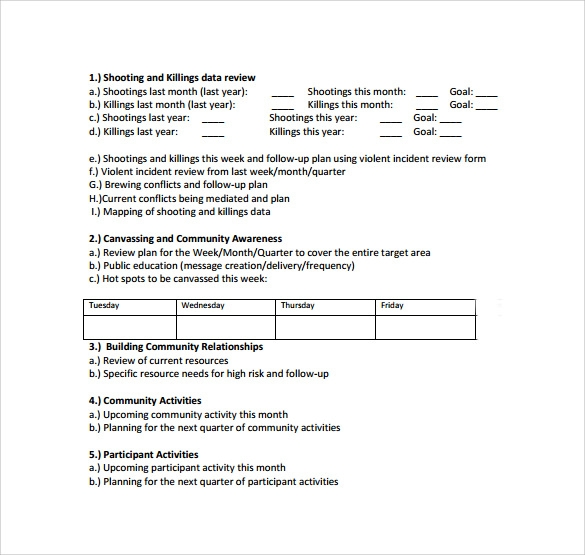 Sample Conference Schedule   Documents In Pdf Word