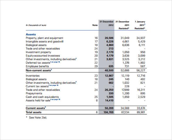 free income statement template | trattorialeondoro