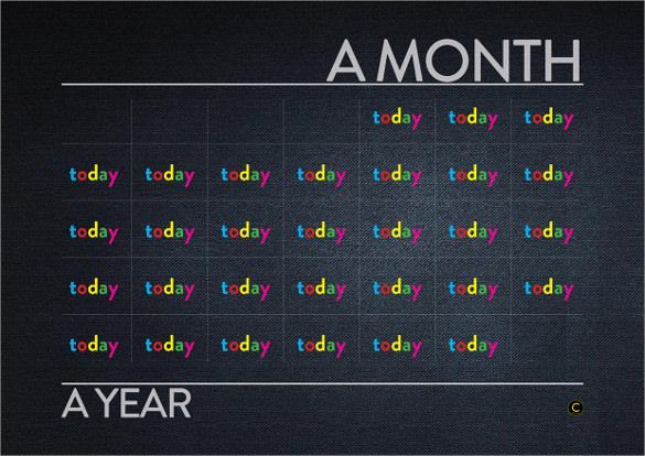 perpetual calendar online