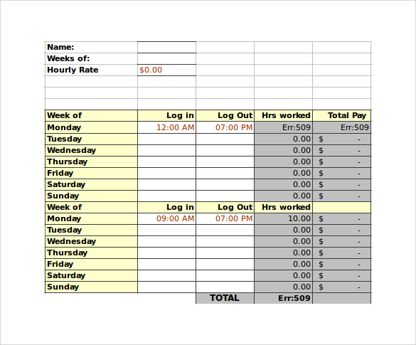 free online bi weekly time card calculator juve cenitdelacabrera co