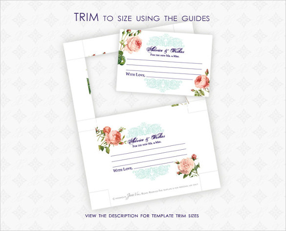 Guest Book Template 9 Samples Examples Amp Format