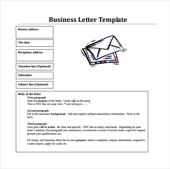 business letter template2