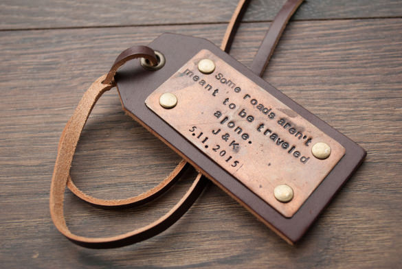 leather luggage tag template1