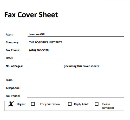 Search Results For Fax Cover Letter Calendar 2015
