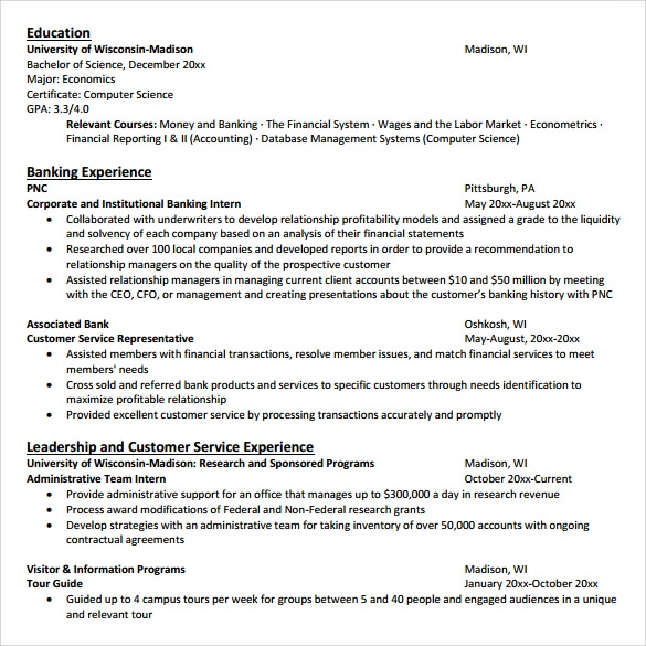 customer service resume 10 free documents in