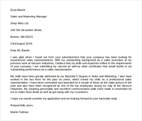 amazing microsoft word cover letter template 13 free documents to