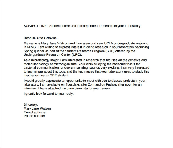 Sample E Mail Cover Letter  CityEsporaCo