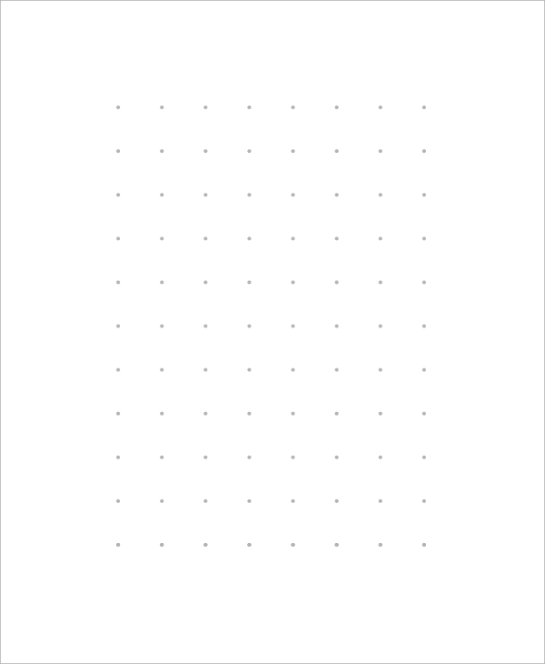 Dot Paper Template Playing With Isometric Grid Best  Isometric