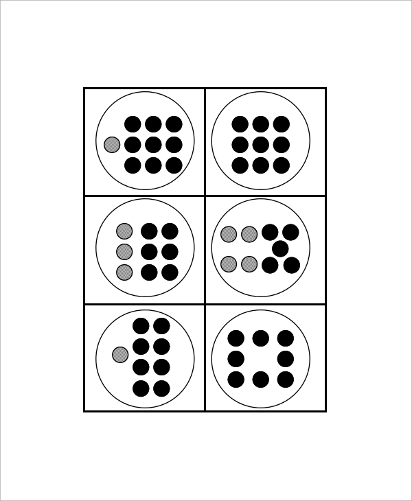 Sample Dot Game Template - 9+ Documents In Pdf