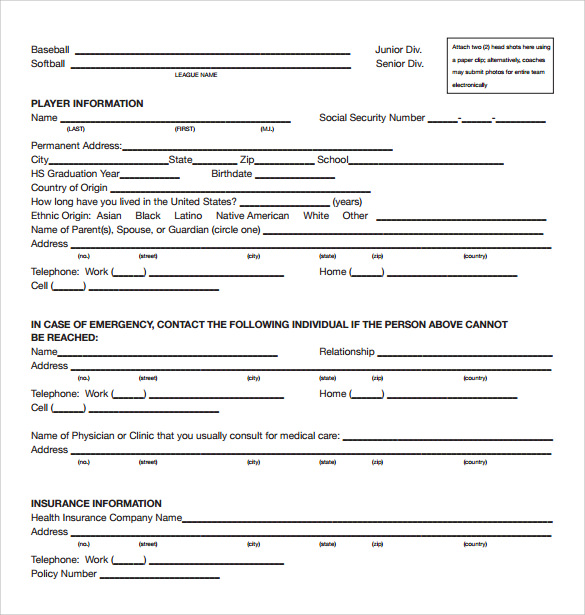 medical consent form example