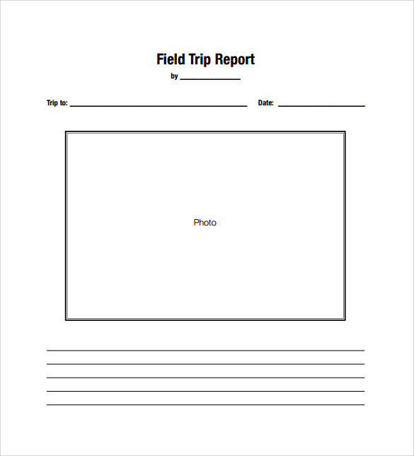 Sample Trip Report - 12+ Documents In Word, Pdf