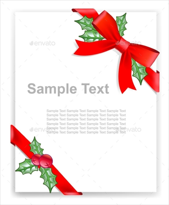 Sample Birthday Gift Certificate Templates  Sample Example