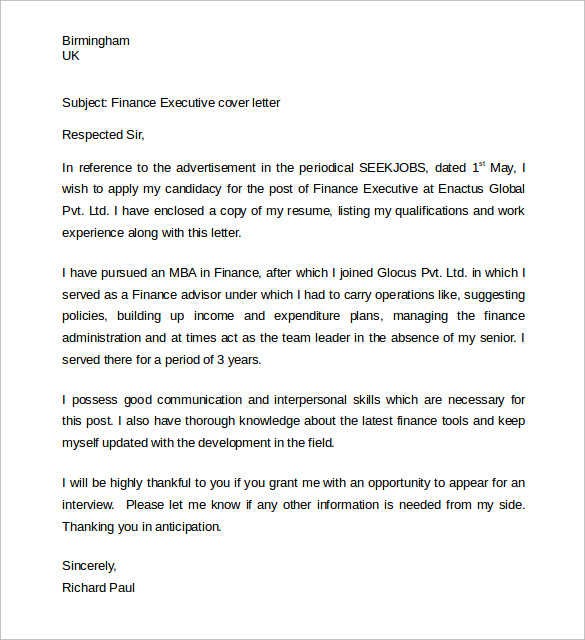 basic administrative assistant cover letter - Administrative Assistant Cover Letter