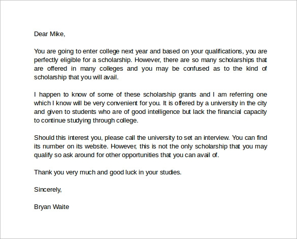 scholarship reference letter2